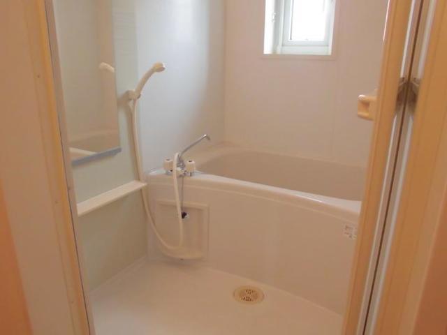 アンジュ 02020号室の風呂