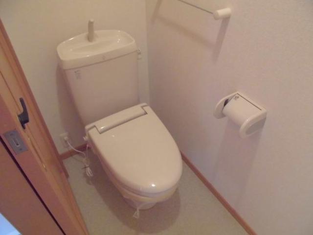 アンジュ 02020号室のトイレ
