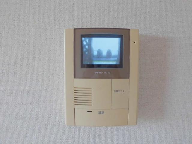 アンジュ 02020号室のセキュリティ