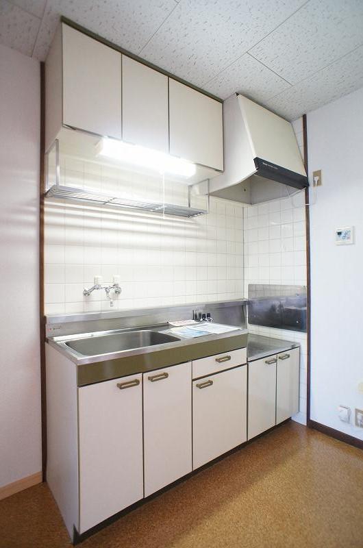 ロジュマンズY 02030号室のキッチン