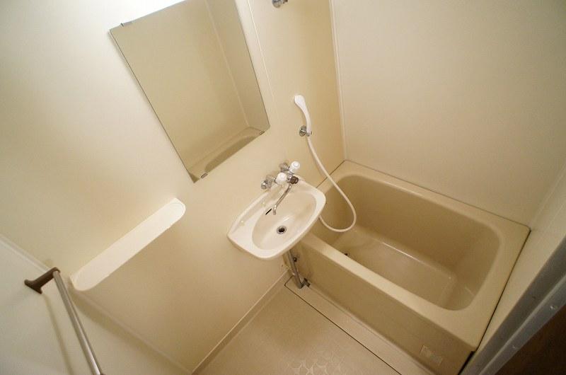 ロジュマンズY 02030号室の風呂