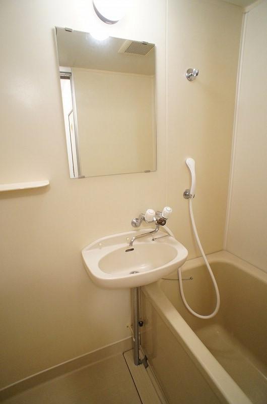 ロジュマンズY 02030号室の洗面所