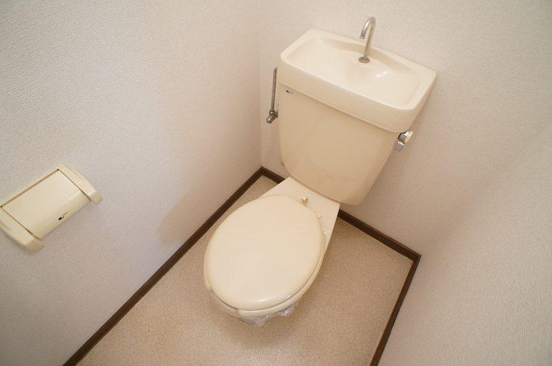 ロジュマンズY 02030号室のトイレ
