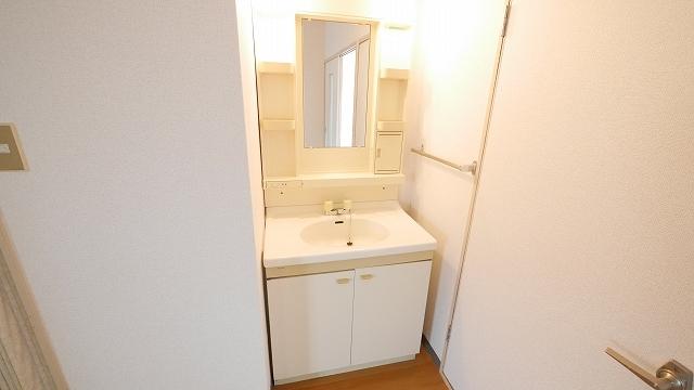 ニューシティ大瀧C 02020号室の洗面所