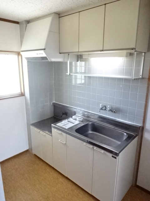 シティハイツ 201号室のキッチン