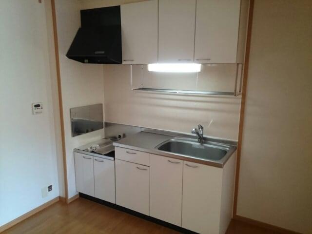 パール メゾン Ⅱ 01030号室のキッチン