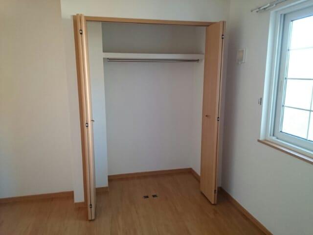 パール メゾン Ⅱ 01030号室の収納