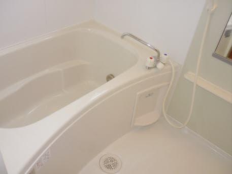 ウイステリア A 01020号室の風呂