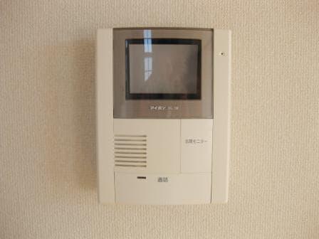 ウイステリア A 01020号室のセキュリティ