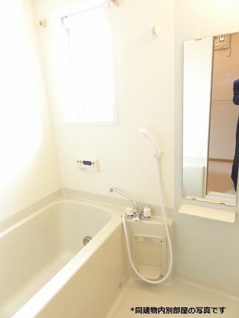 プラシードST 203号室の風呂