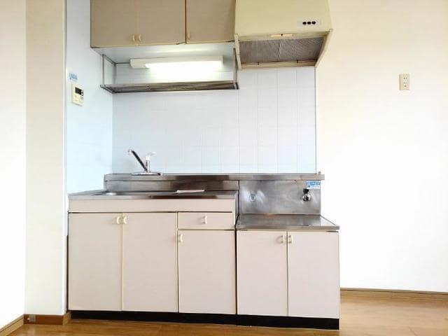 メゾンエトワール 03010号室のキッチン