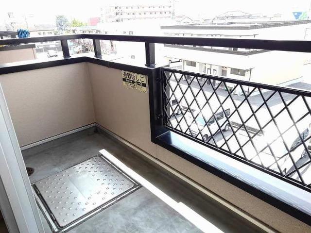 メゾンエトワール 03010号室のセキュリティ