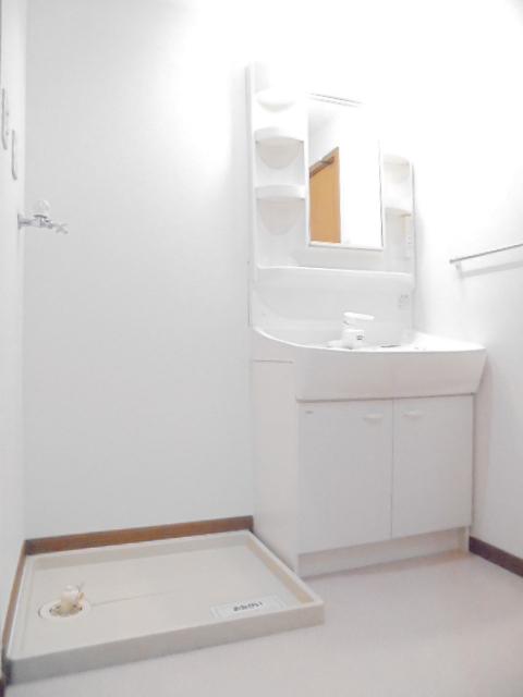 ラーゼンパークⅠ 01020号室の洗面所