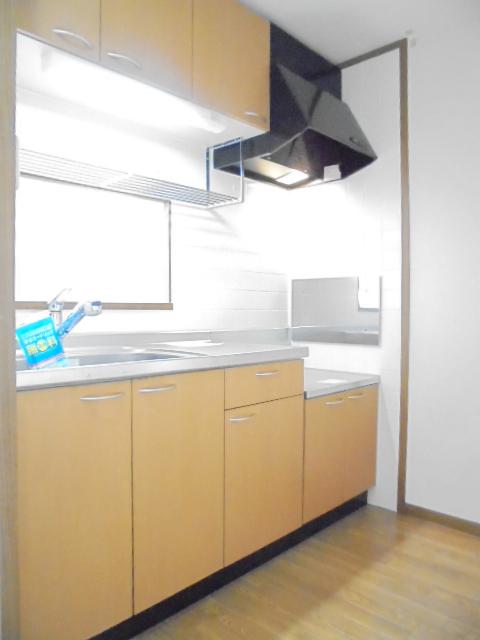 ラーゼンパークⅠ 01020号室のキッチン