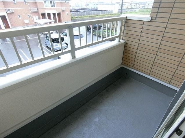 プリムローズT・Y・SA 02010号室の玄関
