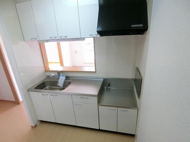 プリムローズT・Y・SB 02030号室のキッチン