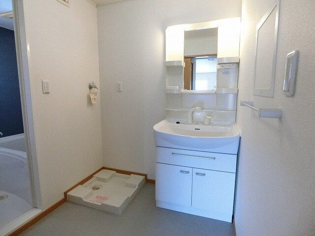 プリムローズT・Y・SB 02030号室の洗面所