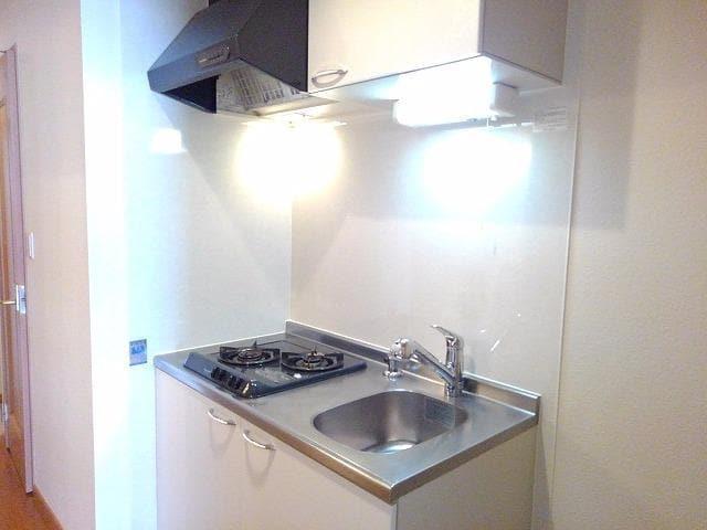ヌーヴェル・バーグ 03040号室のキッチン