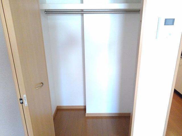 ヌーヴェル・バーグ 03040号室の収納