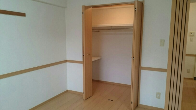 ダカーポAya 403号室の収納