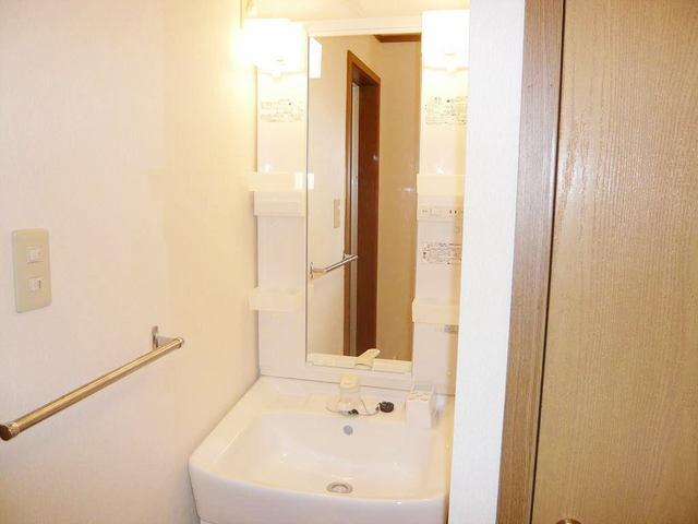 パルテール 02010号室の洗面所