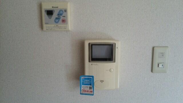 パルテール 02010号室のセキュリティ