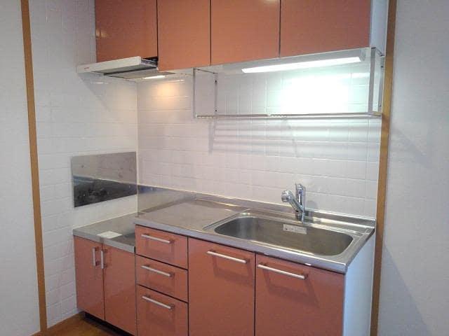 エターナルB 02020号室のキッチン
