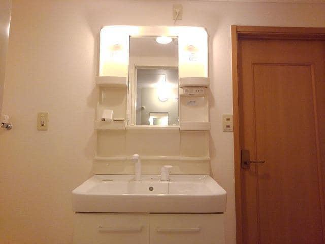 エターナルB 02020号室の洗面所
