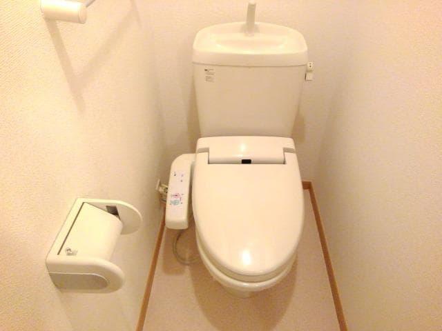 エターナルB 02020号室のトイレ
