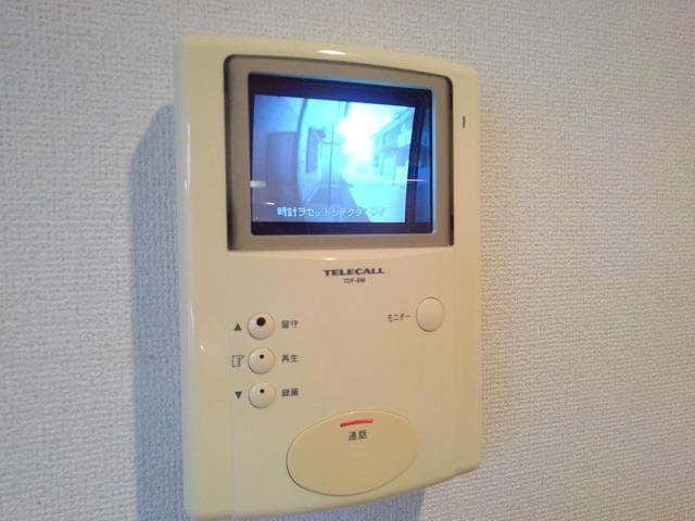 エターナルB 02020号室のセキュリティ