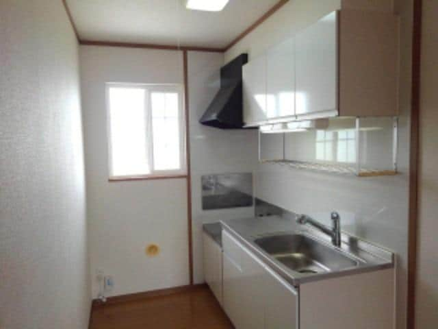 ソレアードⅠ 02030号室のキッチン