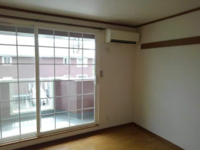 ソレアードⅠ 02030号室のベッドルーム