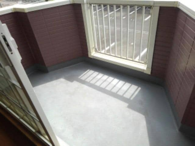 ソレアードⅠ 02030号室のバルコニー