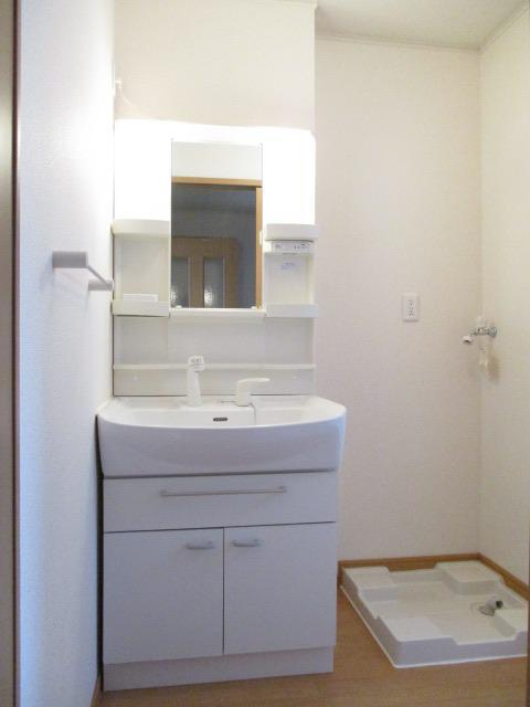 フィオーレC 01040号室のベッドルーム