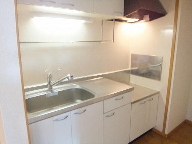 エタ-ナル・インテンション 03030号室のキッチン
