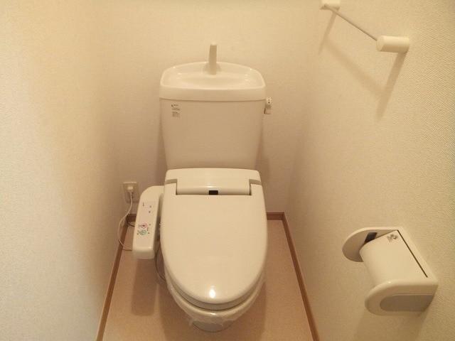 エタ-ナル・インテンション 03030号室のトイレ