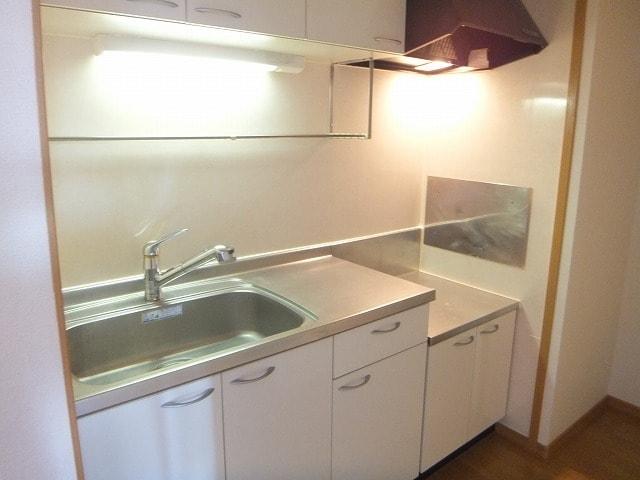 エタ-ナル・インテンション 03040号室のキッチン
