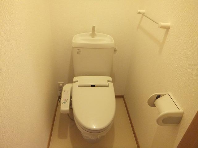 エタ-ナル・インテンション 03040号室のトイレ