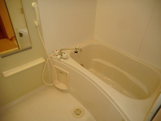ミーツハオス 01020号室の風呂