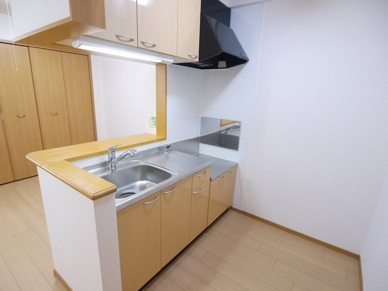 scops府庁前 103号室のキッチン