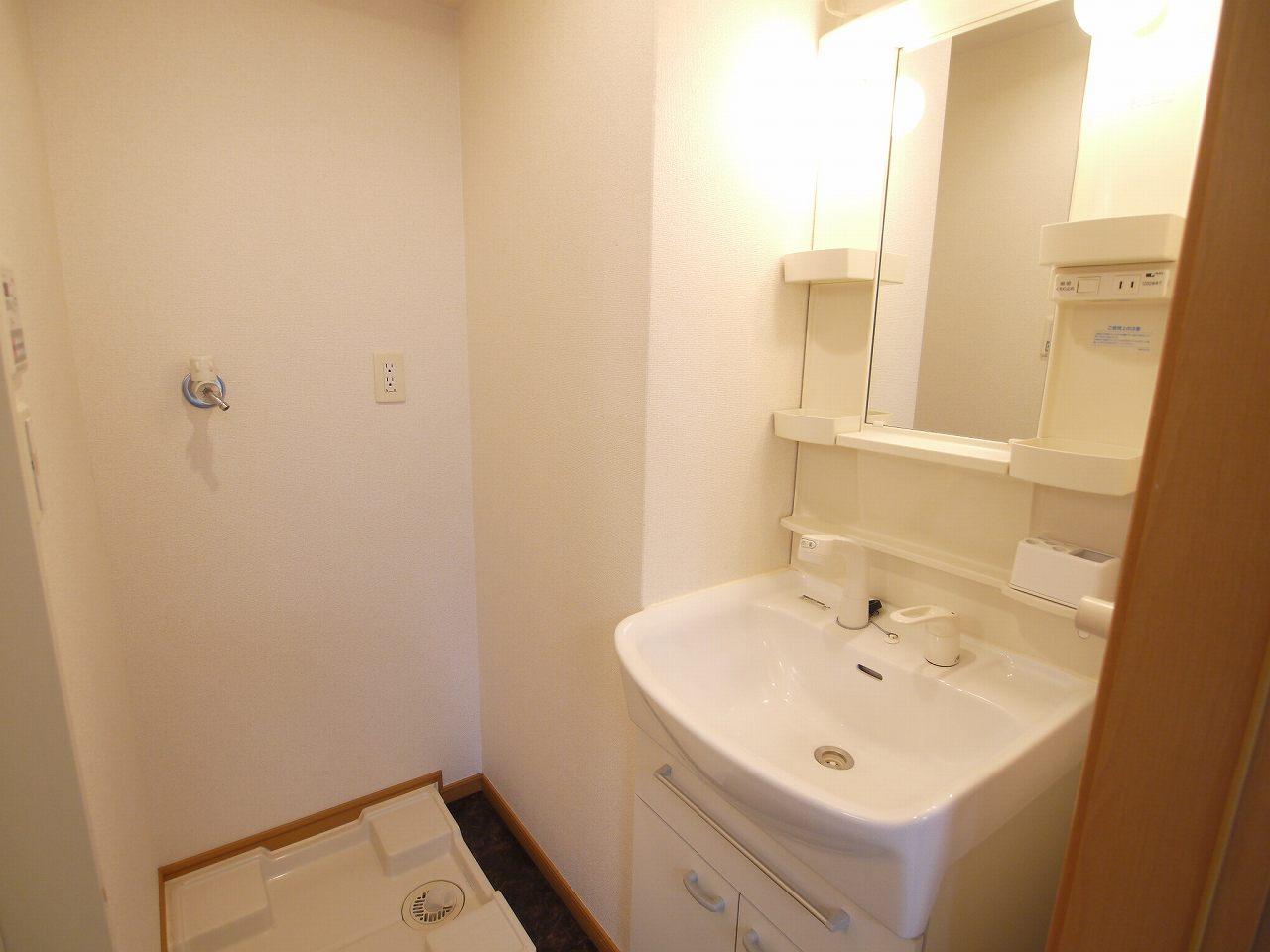 scops府庁前 103号室の洗面所