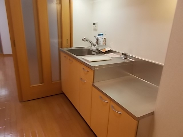 scops府庁前 105号室のキッチン