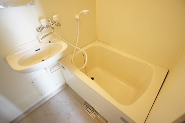グリーンハイツ 01030号室の風呂