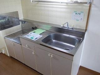FLAT L・M Ⅰ 01030号室のキッチン