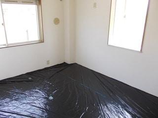 FLAT L・M Ⅰ 01030号室のベッドルーム