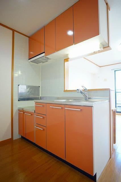 シャンティ 02020号室のキッチン