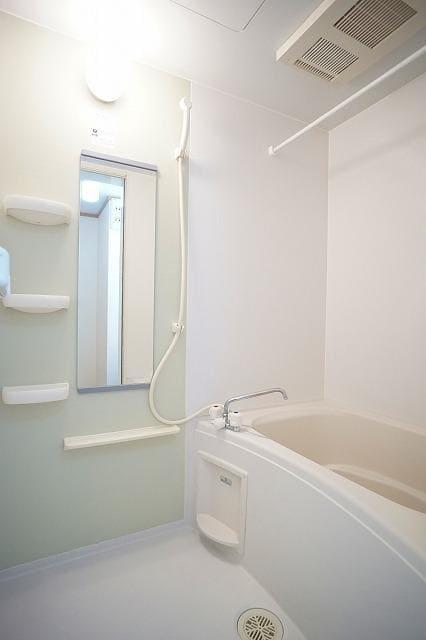 シャンティ 02020号室の風呂