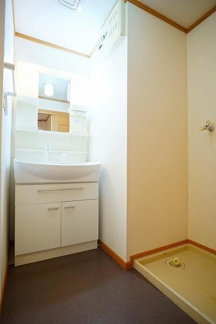 シャンティ 02020号室の洗面所