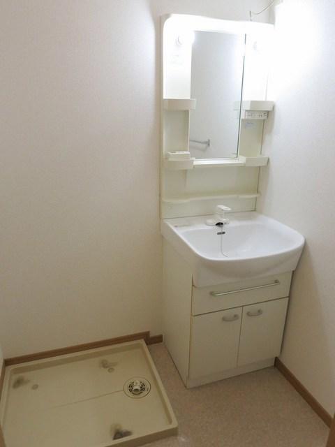 ステーシアⅢ 202号室の洗面所