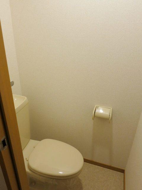 ステーシアⅢ 202号室のトイレ